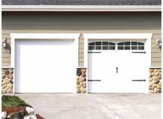 Coach Home Accents, turn your old garage door into something stylish without buying a new one!