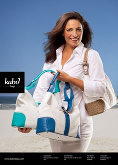 Kabo Summer Bags for Sylt Magazine 2012