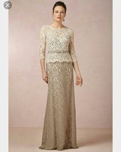 2015 Mother Of Bride Dresses Half Sleeve Boat Neckline Sheath Bridal Party Gown For Women Bow Formal Dresses Lace Long Mother Of Groom Dress Mother Of The Bride Gown, Mother Of Groom Dresses, Mothers Dresses, Mother Bride, Mob Dresses, Bridesmaid Dresses, Wedding Dresses, Party Dresses, Lace Wedding