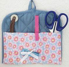 Thrifty Organizer Sewing Pattern