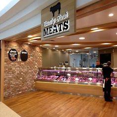 Resultado de imagem para butcher shop design
