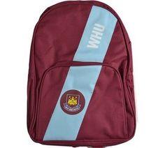 50786bbf50 West Ham United Crest Backpack
