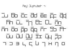 The New Alphabet appeared almost alien, a cipher script of vertical and horizontal lines. This illegible font challenged the design establishment and provoked debate - See more at: http://www.stedelijk.nl/en/news-items/wim-crouwel-a-graphic-odyssey#sthash.3cMOCZLv.dpuf
