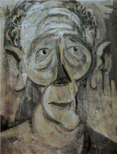 Abidin Dino (1913 - 1993) | Surrealism, Magic Realism | Madenci