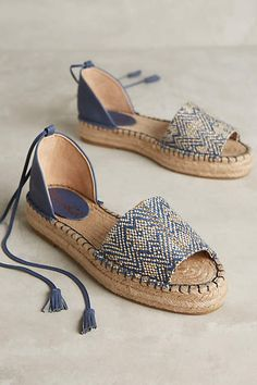 Splendid Edna Espadrilles - anthropologie.com