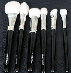 Hakuhodo J Series It Cosmetics Brushes, Cosmetic Brushes, Makeup Brushes, Hakuhodo Brushes,