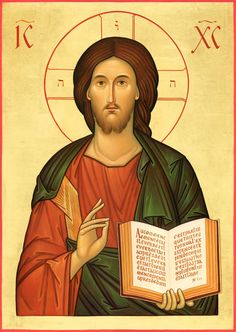 by-grace-of-god - Posts tagged Jesus Images Of Christ, Religious Images, Religious Icons, Religious Art, Byzantine Art, Byzantine Icons, Christ Pantocrator, Greek Icons, Roman Church