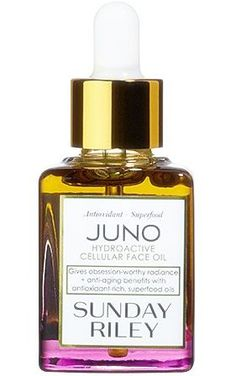 ***Sunday Riley - Juno Hydroactive- Cellular Face Oil***