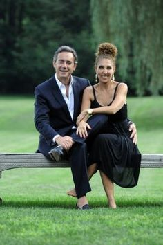 Meet Litchfield County's Beauty Power Couple: Daniel Kaner of #Oribe Luxury Hair Care and the Namesake of Sonia Kashuk #Beauty
