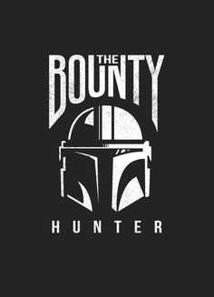 The Mandalorian bounty hunter Star Wars Stencil, Star Wars Fan Art, Cadeau Star Wars, Newspaper Background, Mandalorian Cosplay, Hunter Logo, Star Wars Canon, One Piece Drawing, Star Wars Books