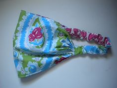 how to make a fabric headband-3 sizes.