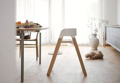 Enter to win a @Amber Stokke® Steps Chair (works from birth - age 10!) at projectnursery.com. #contest #giveaway