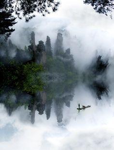 Reflection ~ China's beauty ✿⊱╮