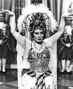 Argentina Nini Marshall, mujer graciosa del cine Argentino, Mexicano, Cubano, etc.