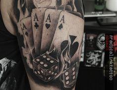 #gamble #aceofspades #pik21 #radicalinktattoo Ace Of Spades, Skull, Tattoos, Tatuajes, Tattoo, Tattos, Skulls, Sugar Skull, Tattoo Designs