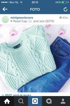 Mint groen zooon mooie kleur