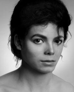 A Michael Jackson portrait like no others…