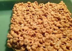 Peanut Butter Cheerios Treats Recipe - Genius Kitchen
