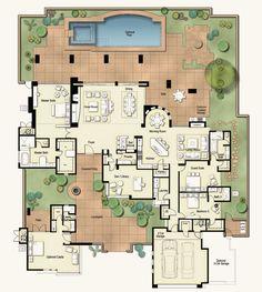 Hacienda-mapa