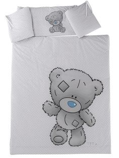 Tiny Tatty Teddy Quilt and Bumper Set  i want ... No need...a tatty teddy nursery for my baby...