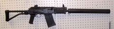 Saiga RTS-ZK-S/S-12 suppressed 12 gauge shotgun from red jacket firearms amazing gun...x