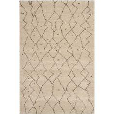 Safavieh Tunisia Ivory Area Rug (4' x 6') - Overstock™ Shopping - Great Deals on Safavieh 3x5 - 4x6 Rugs