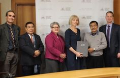 ANU signs agreement with Indonesian Ministry ANU Asia-Pacific