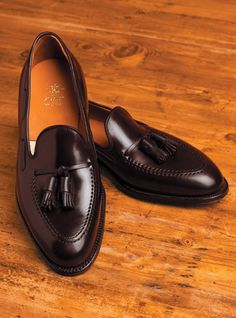 Alden // Tassel Loafer