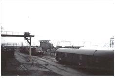 Helsingør banegård 1986