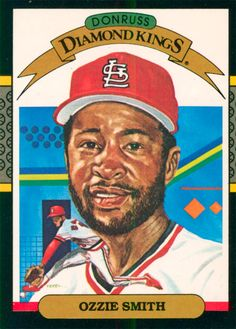 ozzie smith diving - Google Search