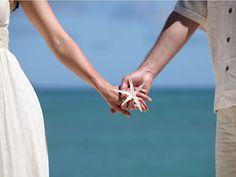 Beach wedding idea: LucieXYZ Photography, Kanoehe, Hawaii and Northern California weddings.