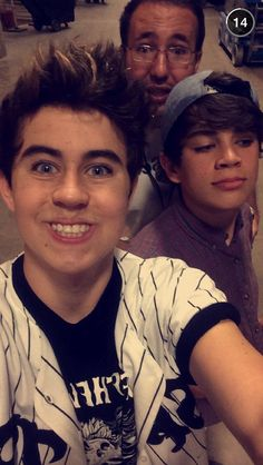 That face that Nash is making ...I make that face everyday and my mom gets annoyed by it