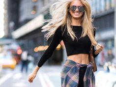 In 30 Tagen zum Model-Bauch | ELLE