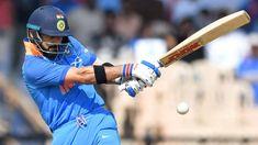 Trending - Virat Kohli registers his lowest score of 2018 in ODI in Mumbai - Trends India Virat Kohli, West Indian, In Mumbai, Scores, Trends, Beauty Trends
