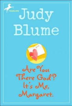 "For my daughter to read: Are You There God? It's Me, Margaret: Cyndi S. recommends Are You There God? It's Me, Margaret by Judy Blume. The leading character, Margaret Simon, ""speaks her mind"" and offers her coming-of-age anxieties and concerns as a This Is A Book, Up Book, Book Nerd, Books You Should Read, Books To Read, Best Novels, Great Books, Big Books, Book Lists"