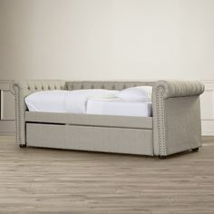 House of Hampton Shoreham-by-Sea Daybed with Trundle & Reviews | Wayfair
