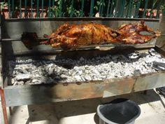 Pessimist Incarnate: Going to a Lamb Spit Braai tomorrow yummy South African Dishes, South African Recipes, Lamb Shanks, Lamb Chops, Lamb Chop Recipes, Aussie Food, African Traditions, Lamb Shoulder, Smoke Grill
