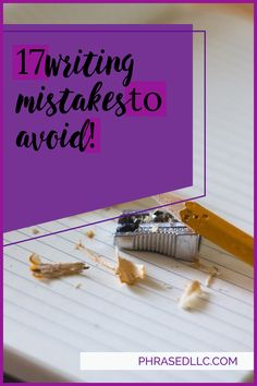 17 common writing mistakes to avoid. Most common writing mistakes in English to avoid on websites and blogs. #writingmistakes #commonwritingmistakes #commonwritingmistakestoavoid Run On Sentences, Nouns And Verbs, Professional Writing, Business Writing, Social Media Ad, Blog Topics, Creating A Blog, Writing Tips, Mistakes