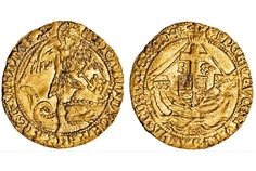 Richard III gold coin unearthed near Bosworth Battlefield expected to sell for more than £12,000 at auction.