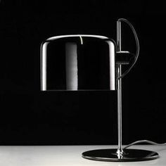 Coupe Lamp by Joe Colombo.