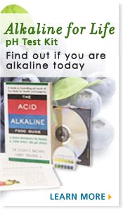 Alkaline For Life-Testing your pH: a pathway to alkaline balance