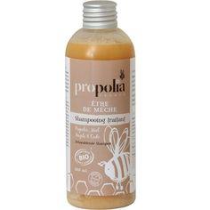 Shampooing bio traitant sans silicone à la propolis Propolia