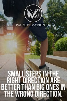 Go in the right direction. Follow all our motivational and inspirational quotes.Follow the link to Get our Motivational and Inspirational Apparel and Home Décor. #quote #quotes #qotd #quoteoftheday #motivation #inspiredaily #inspiration #entrepreneurship #goals #dreams #hustle #grind #successquotes #businessquotes #lifestyle #success #fitness #businessman #businessWoman #Inspirational