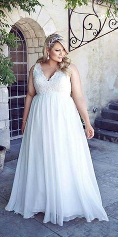 Full Figure Gown