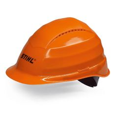 STIHL ROCKMAN construction helmet – orange