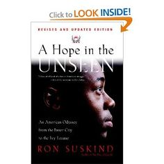A Hope In The Unseen (Turtleback School & Library Binding Edition)