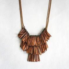 Remigial Necklace now featured on Fab.