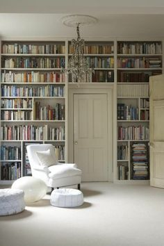Home library - I dream if having a place to put all my books