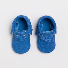 Iceberg Moccasins - Limited Edition Moccasins from  Freshly Picked