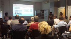 @LauraTZT DG di @BICLazio presenta i percorsi per #startup innovative #OpenLabShowcase